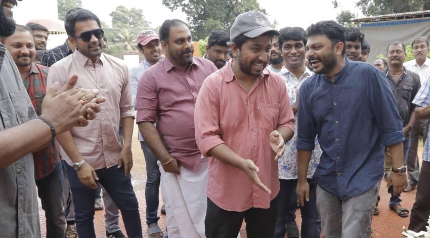 Kunjeldo Movie Pooja Photos