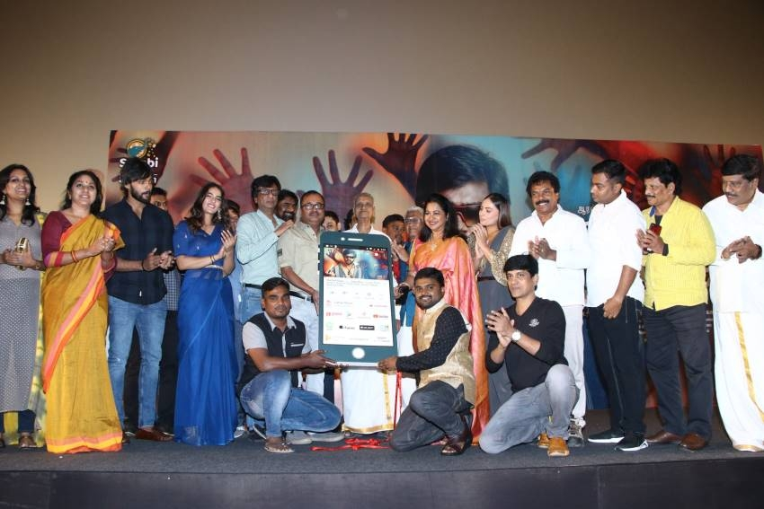 Market Raja MBBS Audio Launch Photos