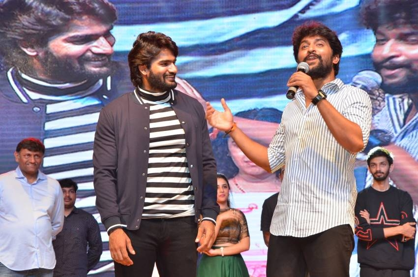 Nani's gang leader movie Pre Release Event Photos