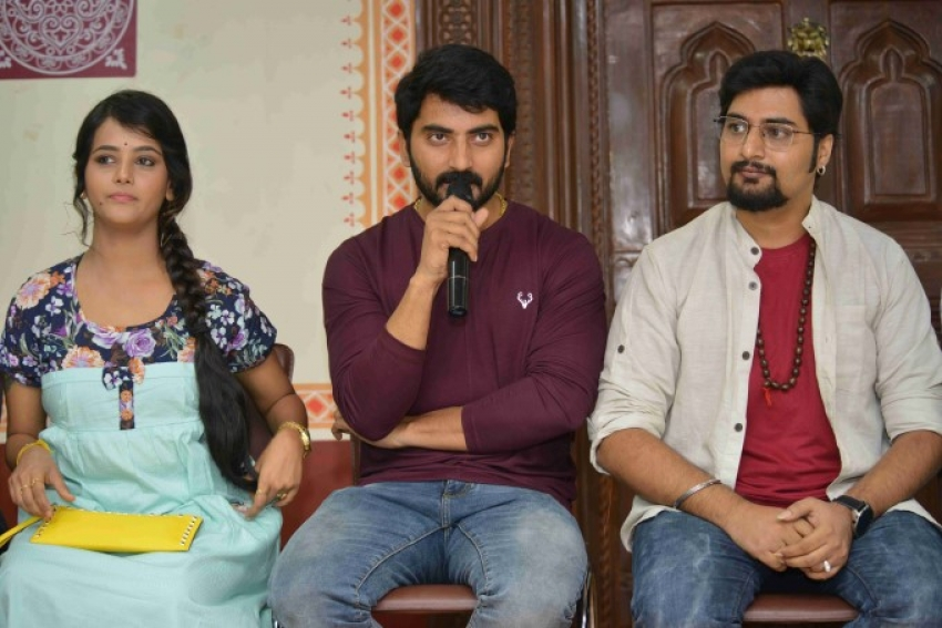 Nanna Prakara Sucess Meet Photos