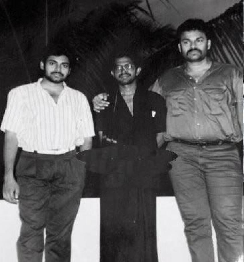 Pavan Kalyan Unseen Photos