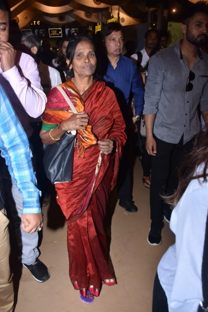 Ranu Mondal, Himesh Reshammiya & Others At Teri Meri Kahani Press Conference Photos