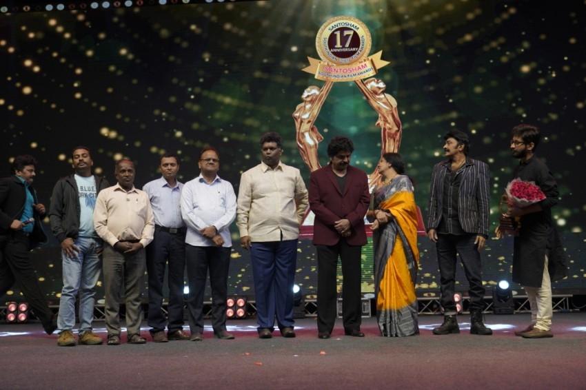 Santosham South Indian Film Awards 2019 Photos