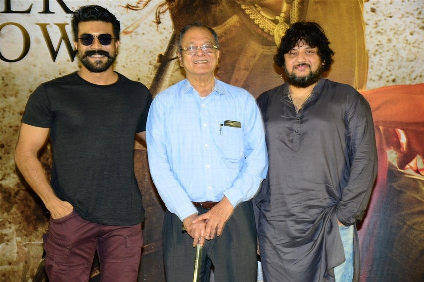 Sye Raa Narasimha Reddy Trailer Launch Photos