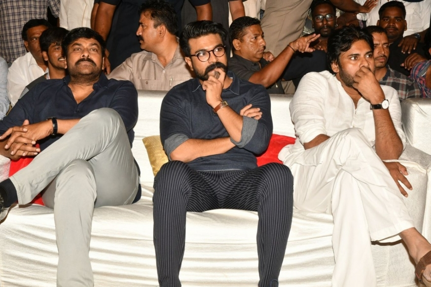 Sye Raa Reddy Pre Release Event Photos
