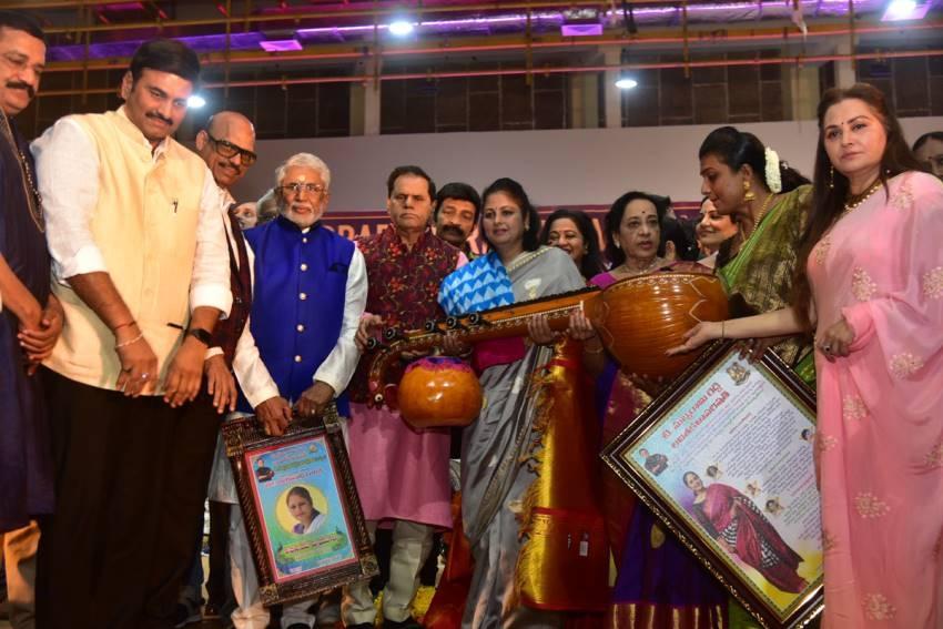 T. Subbarami Reddy's Birthday Function Stills Photos