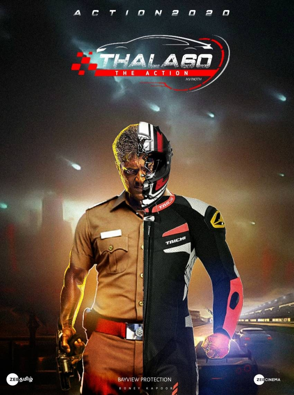 Thala 60 (2020) Photos