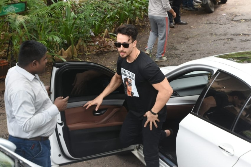 Tiger Shroff Photos