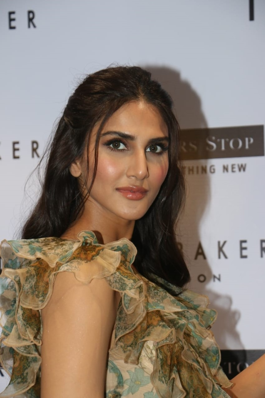 Vaani Kapoor At TED BAKER Watch Launch In Mumbai Photos