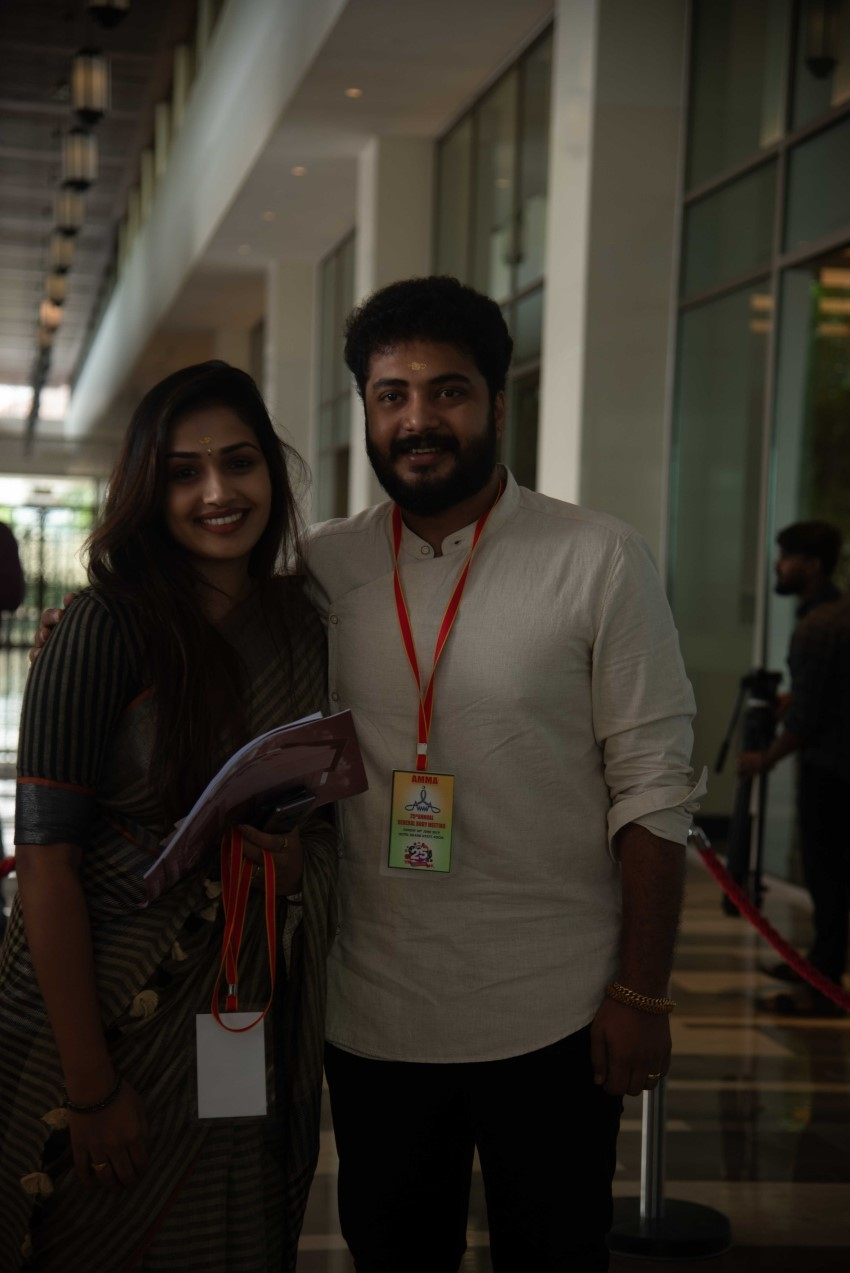 Vinu Mohan Photos