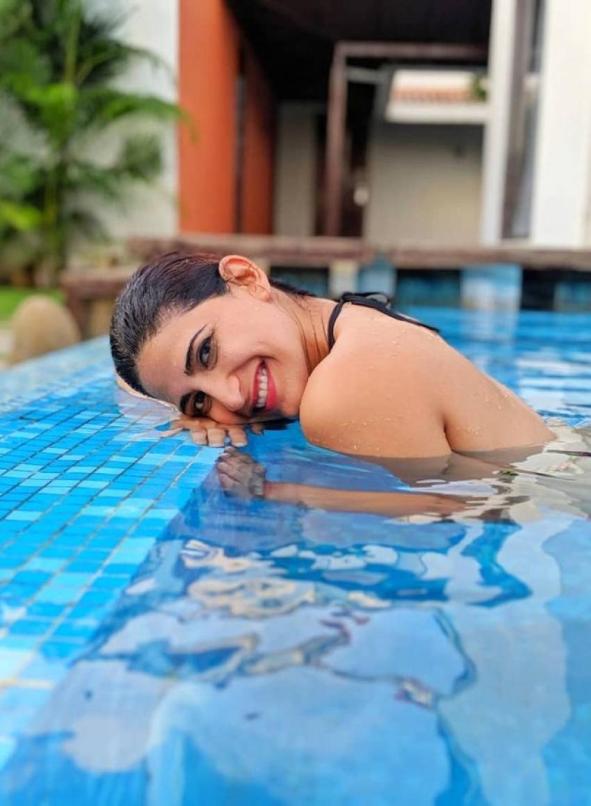 Aahana Kumra's Sizzling Hot Holiday Photos