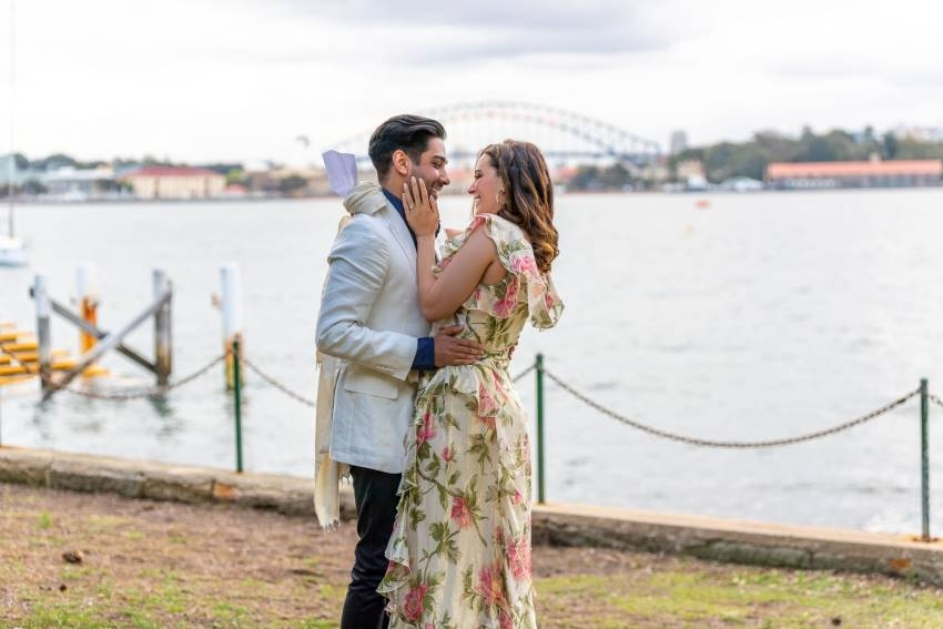Actress Evelyn Sharma Engaged to Australian Entrepreneur Dr. Tushaan Bhindi! Photos