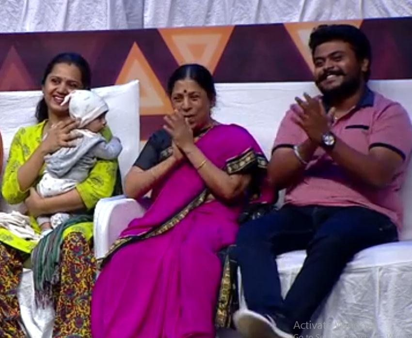 Bigg Boss Kannada 7 Contestants And Their Family Photos