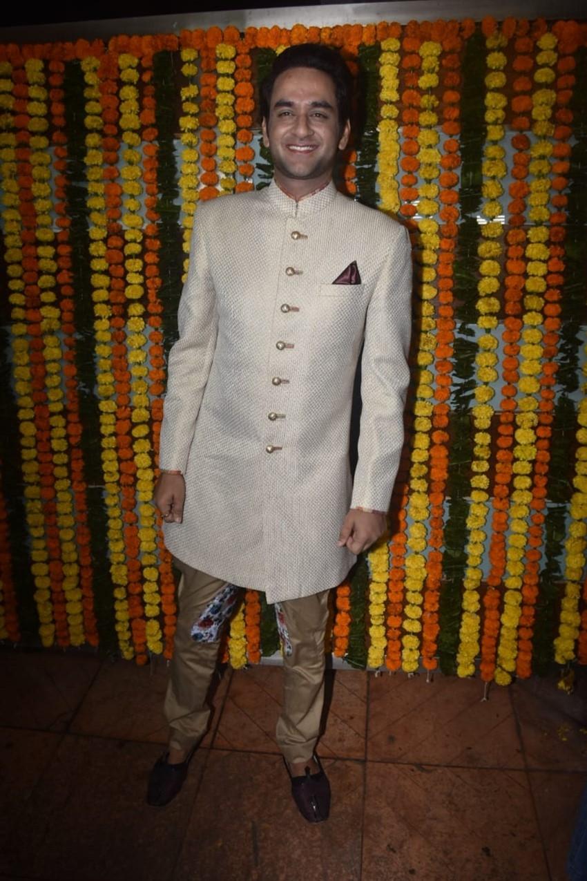 Celebs At Ekta Kapoor's Diwali Bash 2019 Photos