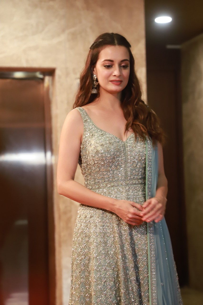 Celebs At Ramesh Taurani's Diwali Bash 2019 Photos