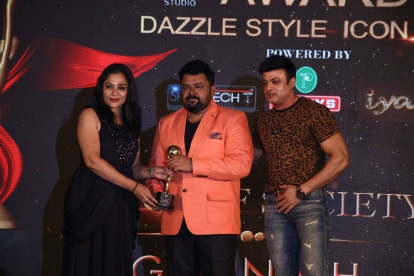 D Awards and Dazzle Style Icon Awards Photos