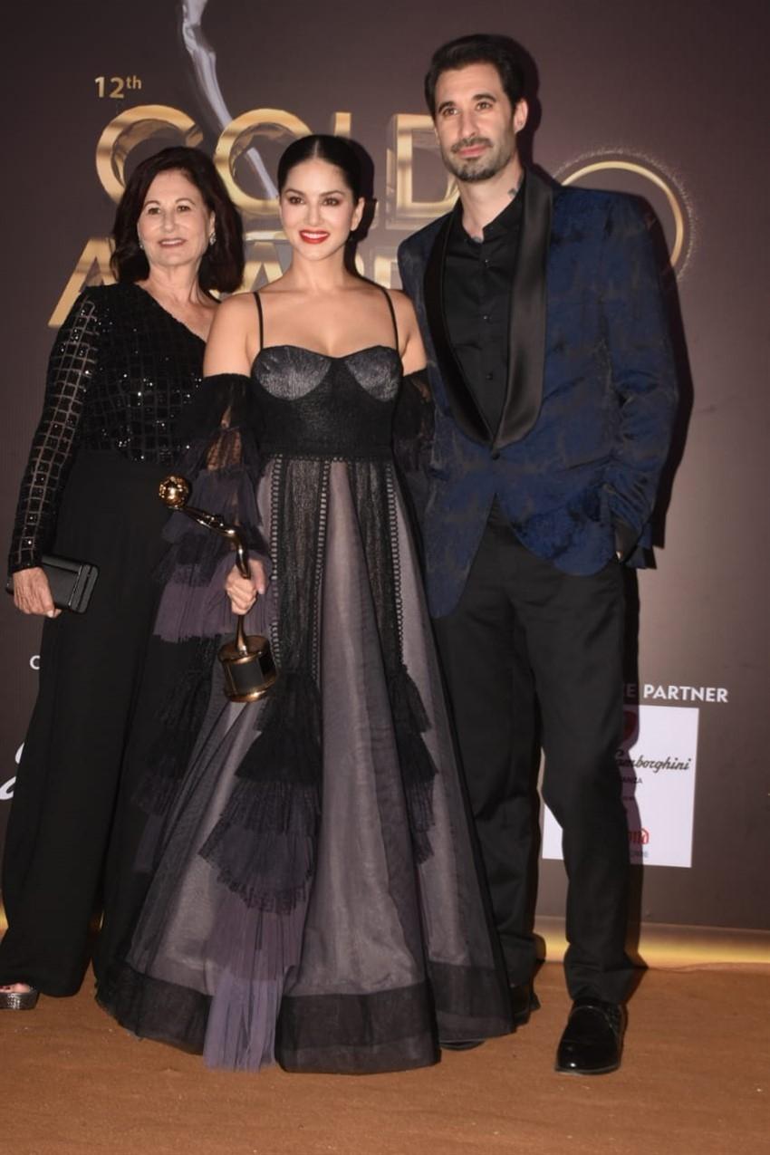 Gold Awards 2019 Photos