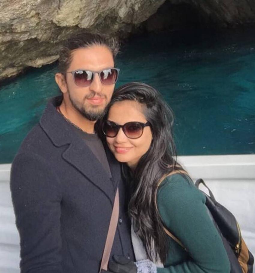Ishant Sharma Holidaying With His Wife Photos