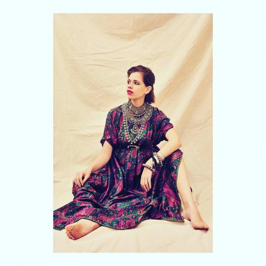 Kalki Koechlin Pregnancy Photos Without Marriage Are Going Viral On Internet Photos