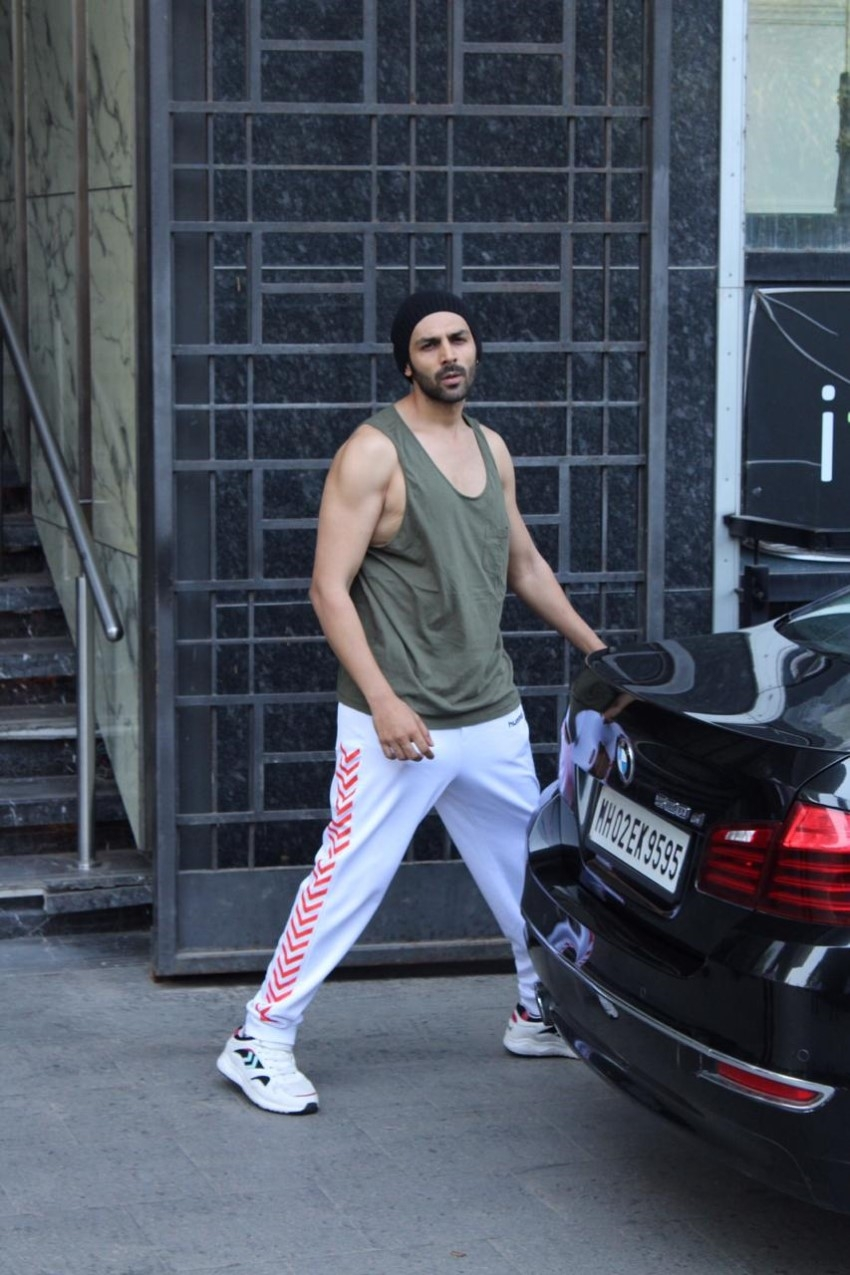Kartik Aaryan Photos
