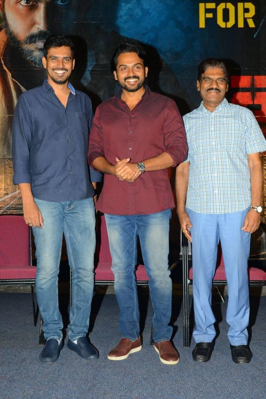 Khaidi Movie Success Meet Photos