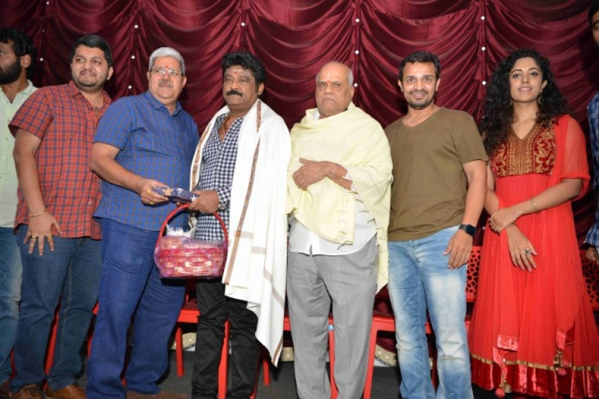 Malgudi Days Press Meet Photos