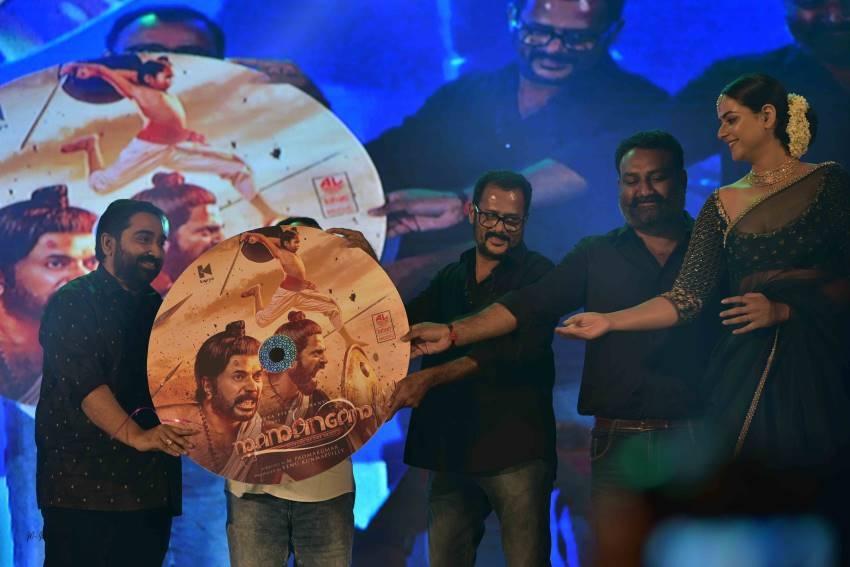 Mamangam Movie Audio Launch Photos