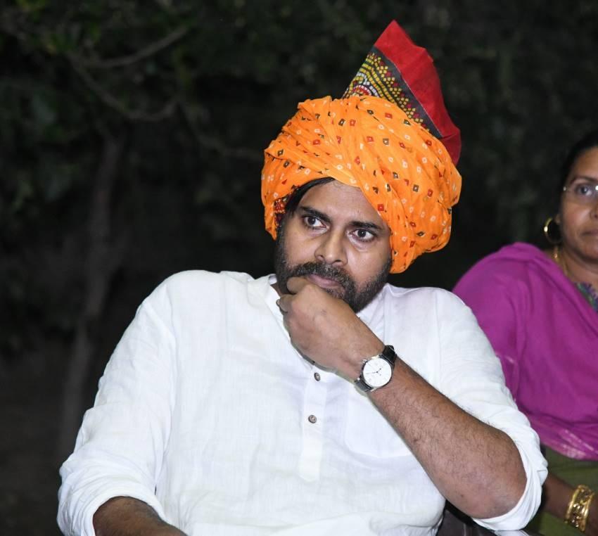 Pawan Kalyan participated Guru das Agrawal first anniversary in Haridwar Photos