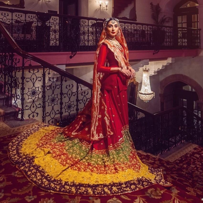 Stunning Wedding Photos Of Pernia Qureshi & Sahil Gilani Photos