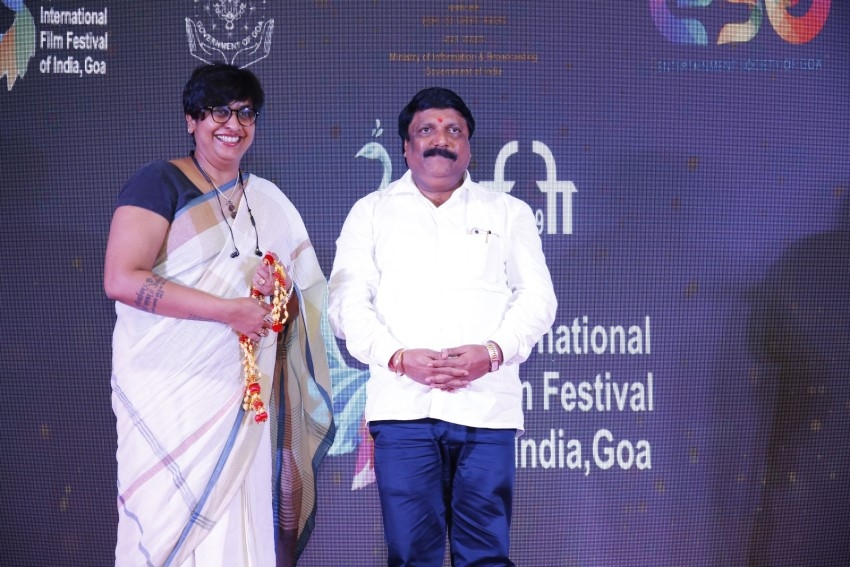 Tamil  50th IFFI ( International Film Festival Of India ) Press Meet Held In Chennai Photos