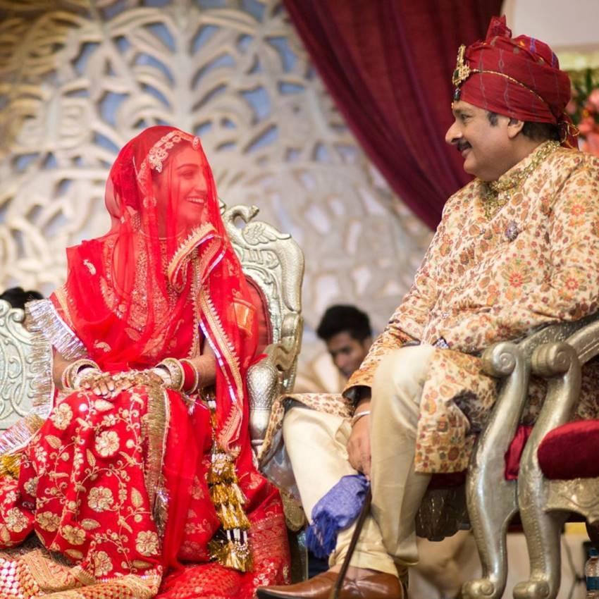 Yeh Rishta Kya Kehlata Hai Actress Mohena kumari Singh Marriage Photos
