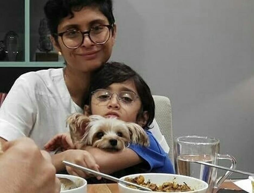 Aamir Khan Wife Kiran Rao Unseen Photos