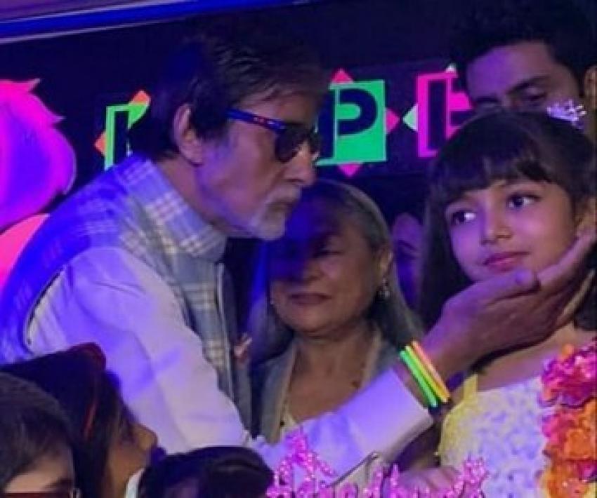 Aaradhya Bachchan Birthday Bash In Mumbai Photos