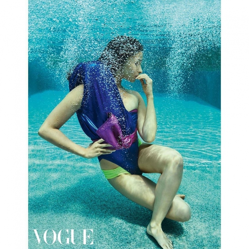 Alia Bhatt latest photoshoot for Vogue India Photos