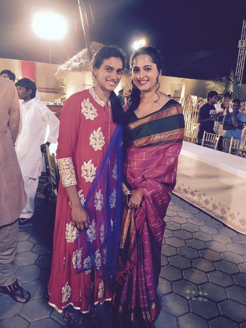Anushka Shetty Birthday Special Unseen Photos