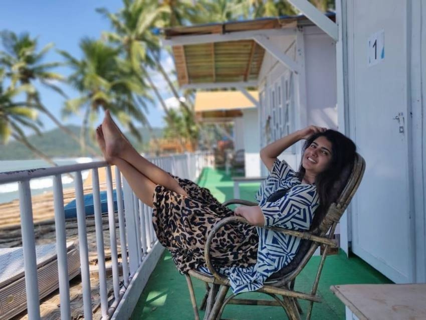 Ashima Narwal Travel Diaries From Goa Photos