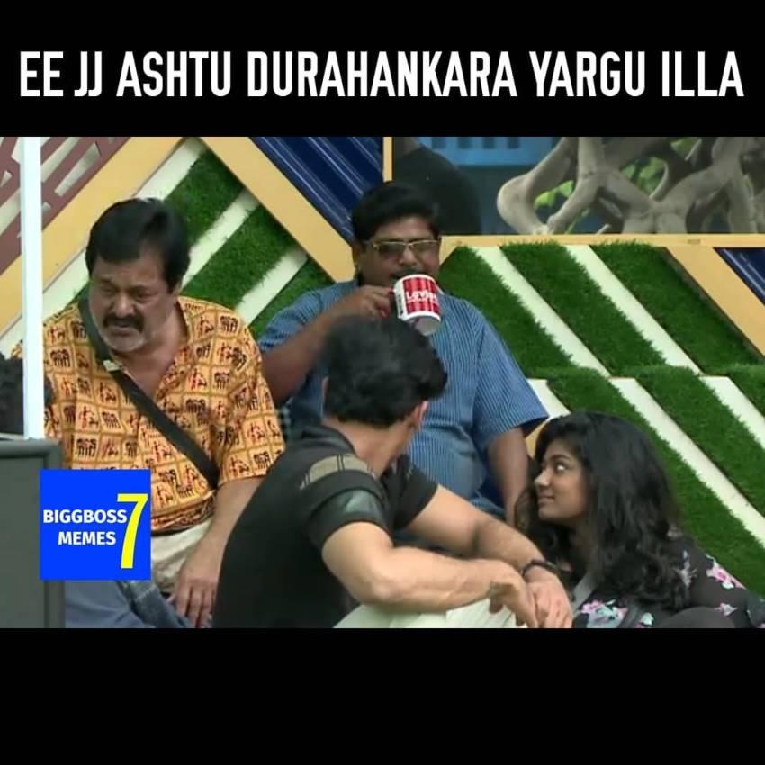 Bigg Boss Kannada Season 7 Trolls & Memes Photos