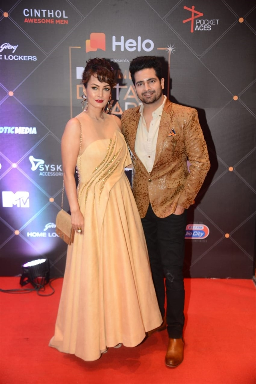 Celebs At MTV IWMBuzz Digital Awards 2019 Photos