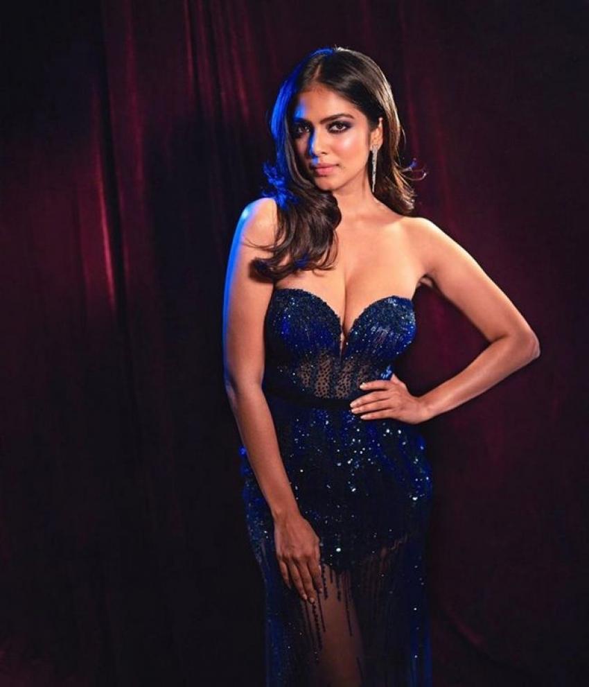 Gorgeous Photos Of Vijay 64th Movie Lead Actress Malavika Mohanan Photos