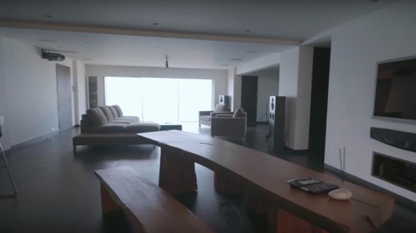 John Abraham Pent House Apartment Inside Photos