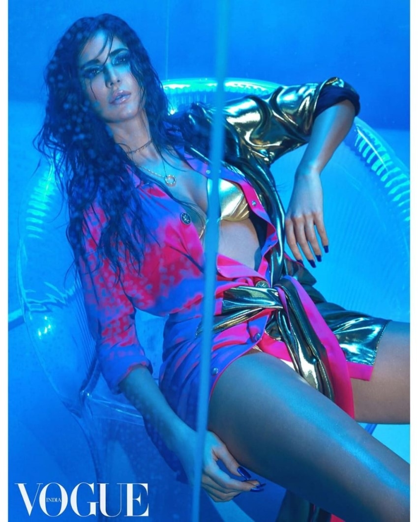 Katrina Kaif latest photoshoot for Vogue India Photos