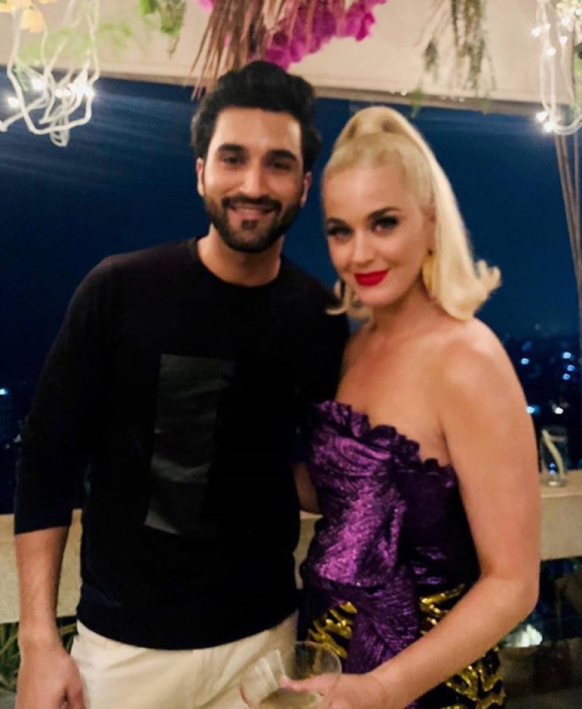 Katy Perry Welcome Party By Bollywood Stars Photos