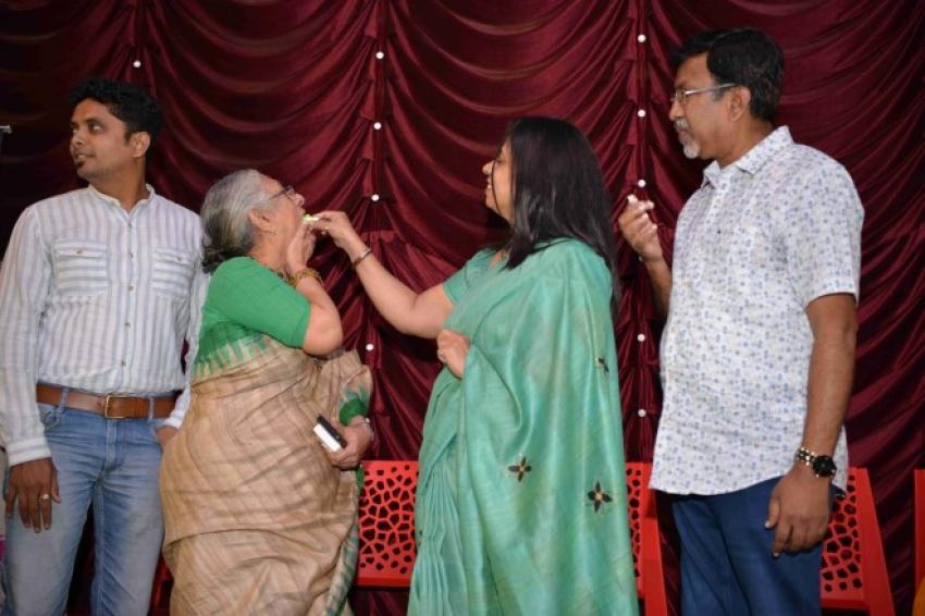 Mookajjiya Kanasugalu Press Meet Photos