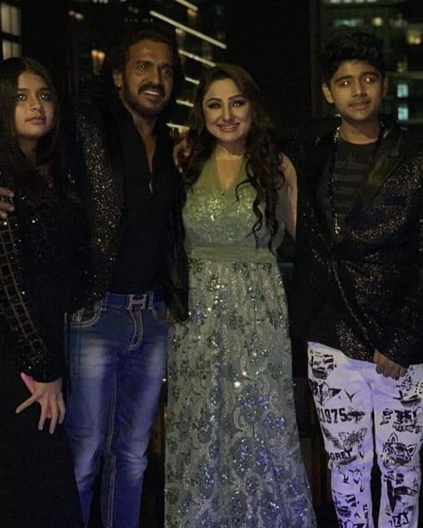 Priyanka Upendra Birthday Celebration Pictures Photos