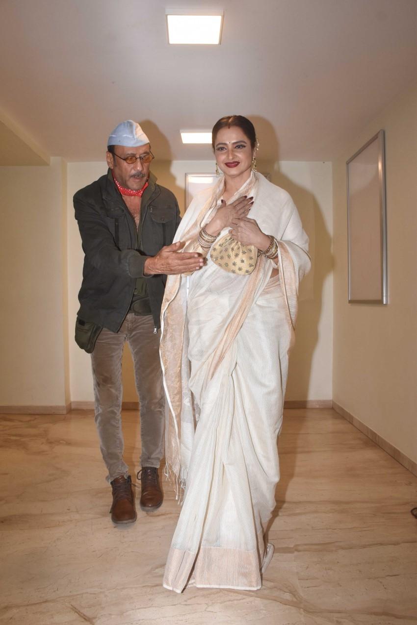 Satellite Shankar Special Screening Photos
