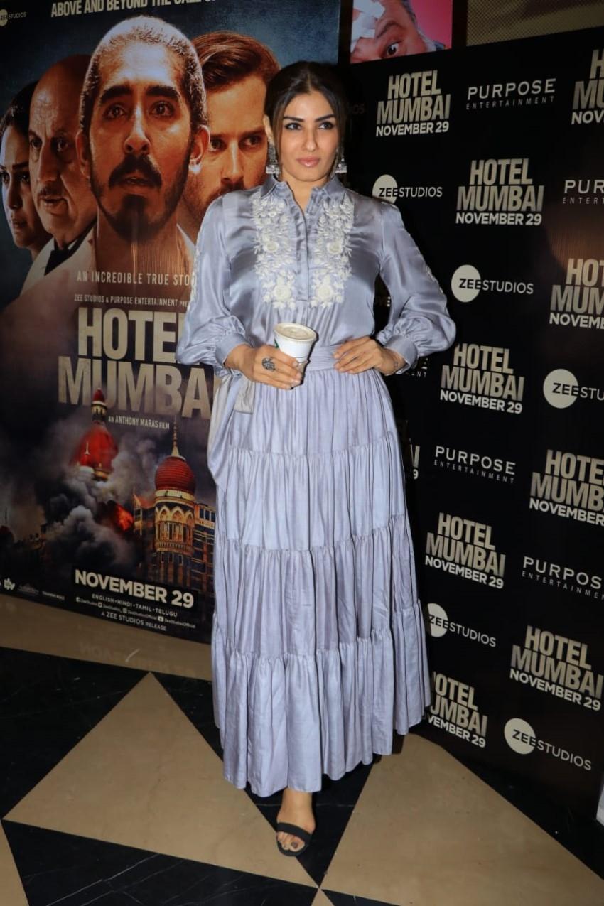 Special Screening Of Hotel Mumbai Photos