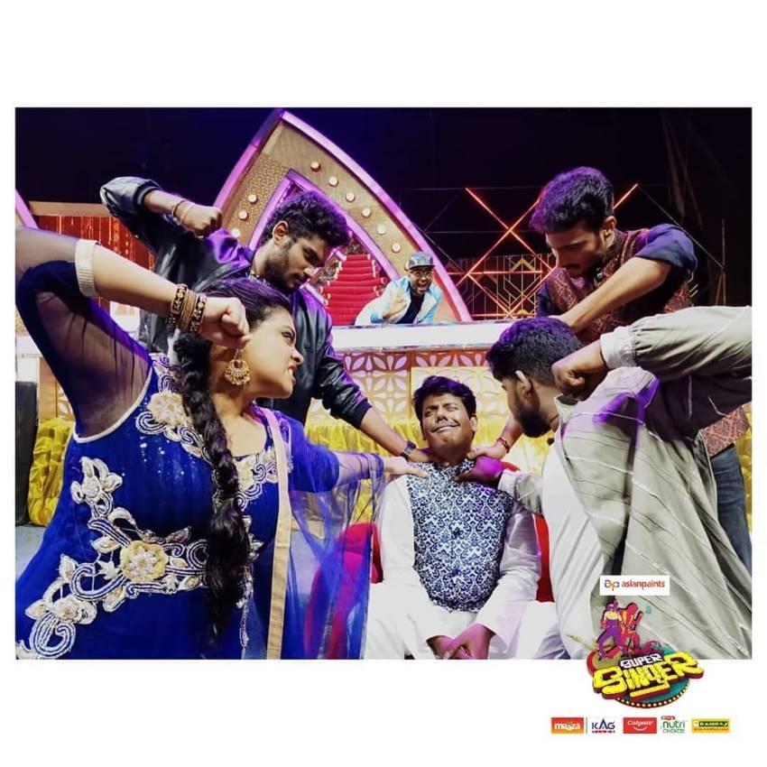 Super Singer season 7 winner Murugan  Unseen Photos