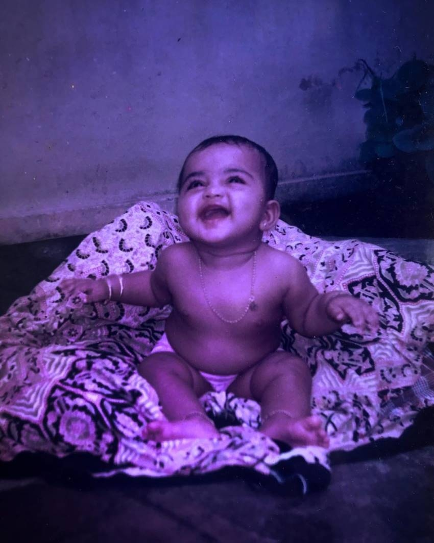 Anupama Parameswaran Family And Unseen Childhood Photos