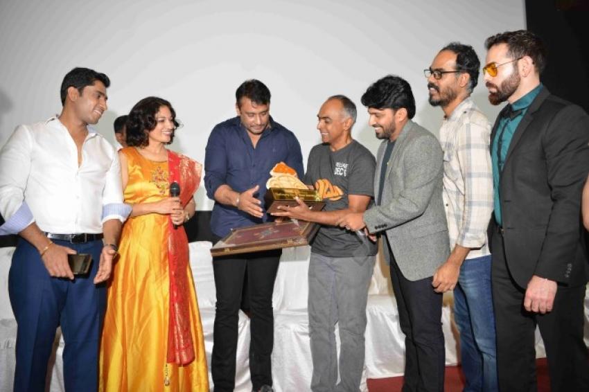 Babru Trailer Launch Photos