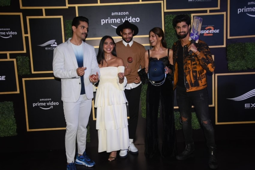 Cast of Inside Edge Season 2 web series at press conference Photos